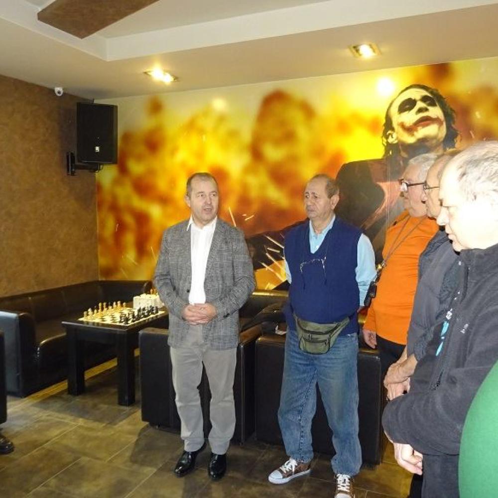 Újévi nemzetközi sakktorna Muzslán