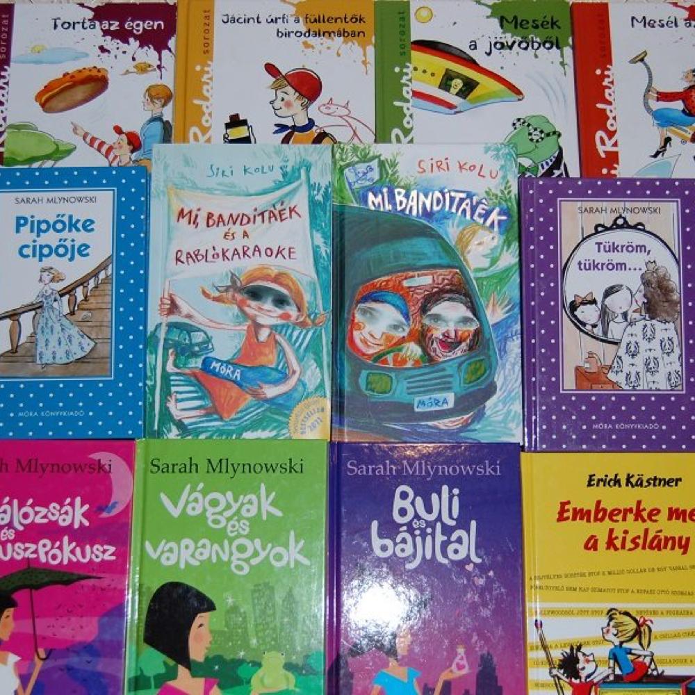 Új könyvek a könyvtárban 2018 január