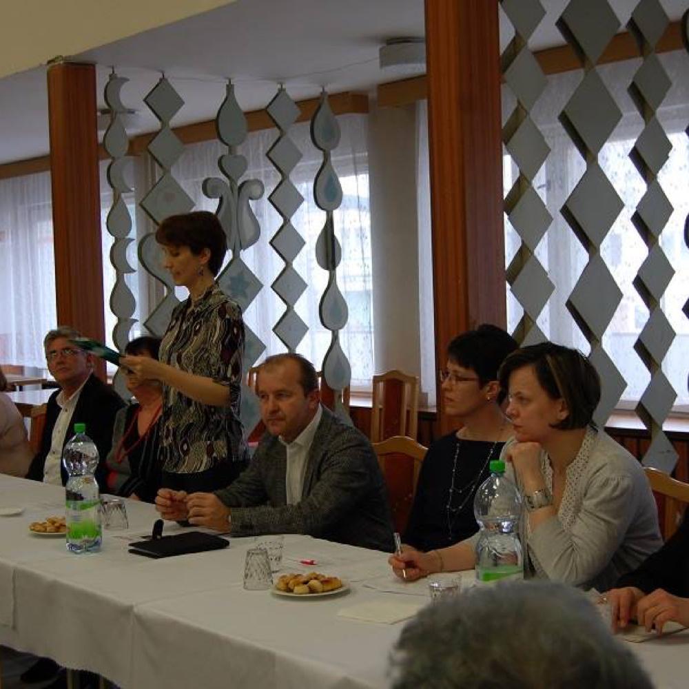 A Csemadok évzáró taggyűlése