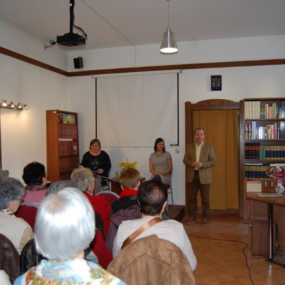 Durica Katarina könyvbemutatója