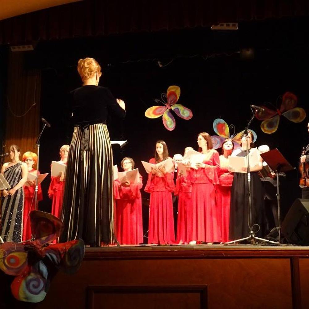 A Papp Katalin Művészeti Alapiskola tanítónapi hangversenye