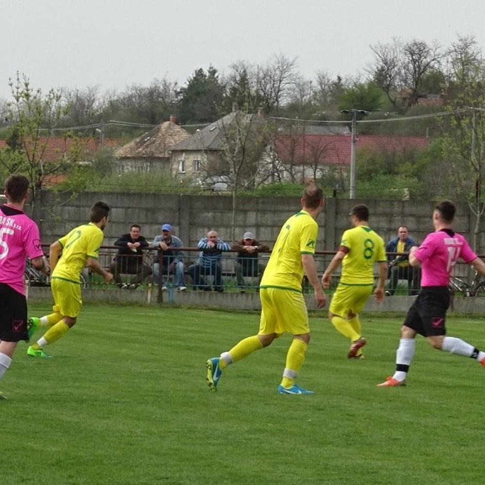 Hazai tavaszi idénynyitó mérkőzés: AC Muzsla-Szőgyén 1:0