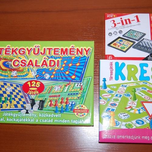 Nové spoločenské hry v knižnici
