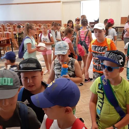 Zahájil sa mužlianksy letný tábor pre žiakov