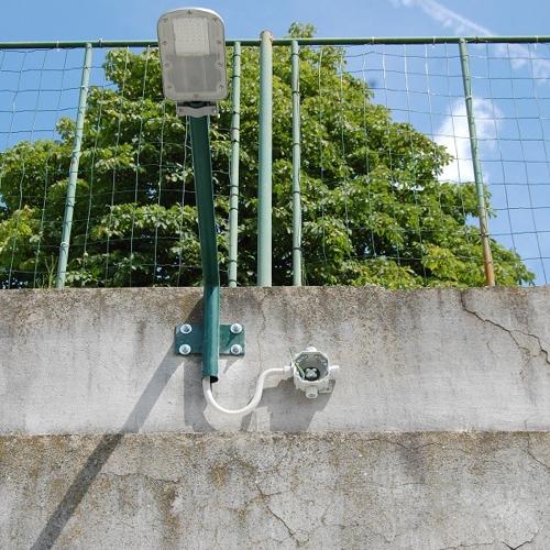 Pokračujeme v úplnej obnove verejného osvetlenia v obci