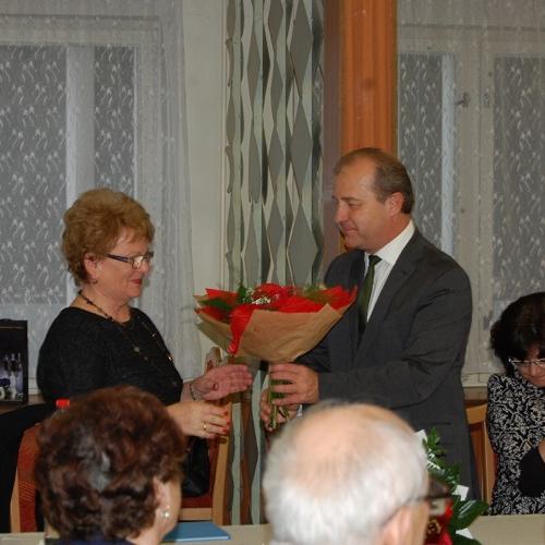 A Nyugdíjasklub évzáró taggyűlése