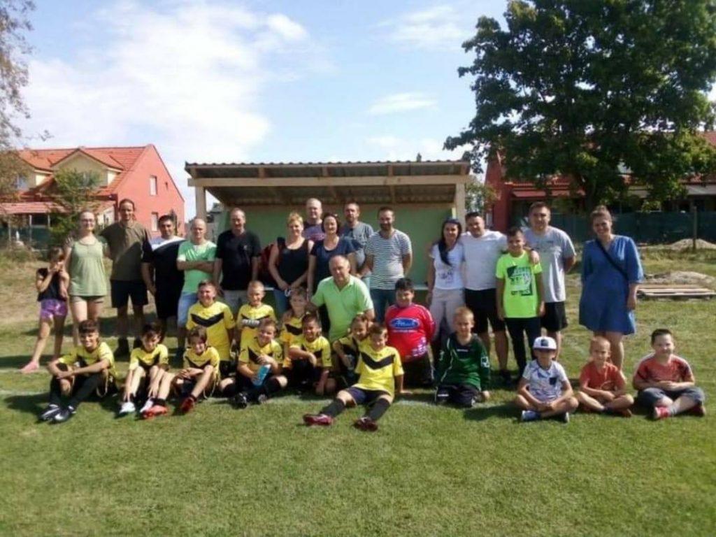 Úspech našich mladých futbalistov (U 11) v Andovciach
