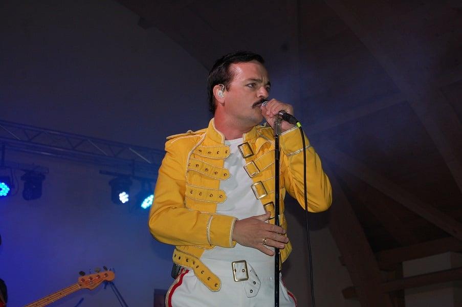 V Mužle bol živý koncert Queen show