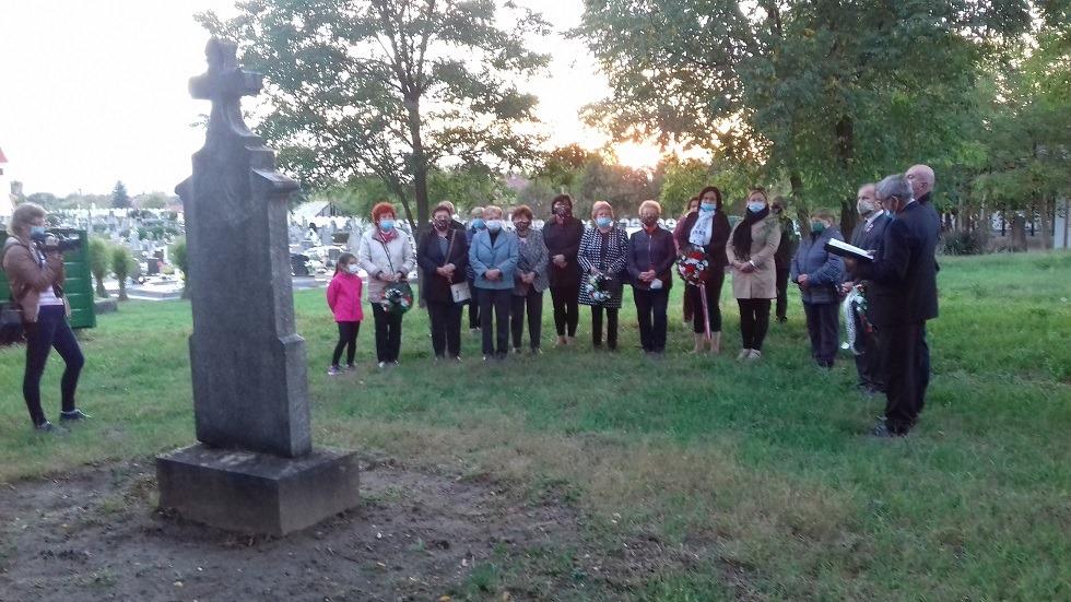Megemlékeztünk az Aradi Vértanúkról és Saághy Vendel plébánosról