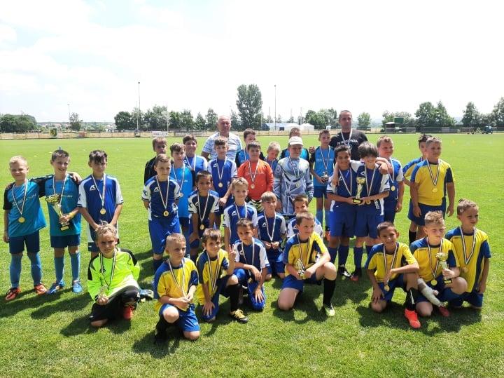 Ďalšie úspechy futbalového mužstva AC Mužla v kategórii U11