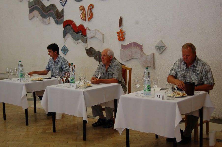 Mužlianska degustácia vína 2021