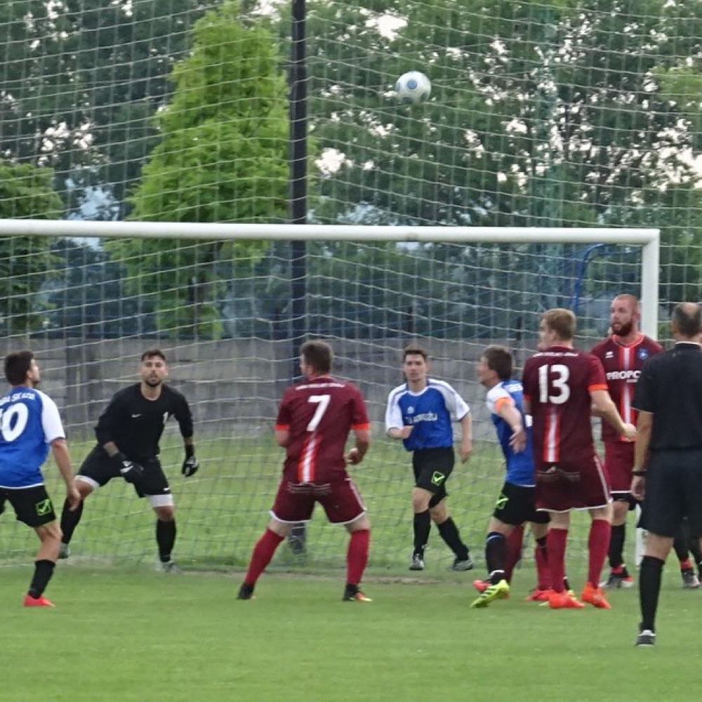 Zápas VI.ligy okresnej súťaže: AC Mužla – Dolný Ohaj 4:1