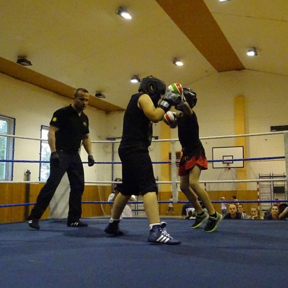 V našej obci sa konalo medzinárodné predstavenie v boxe