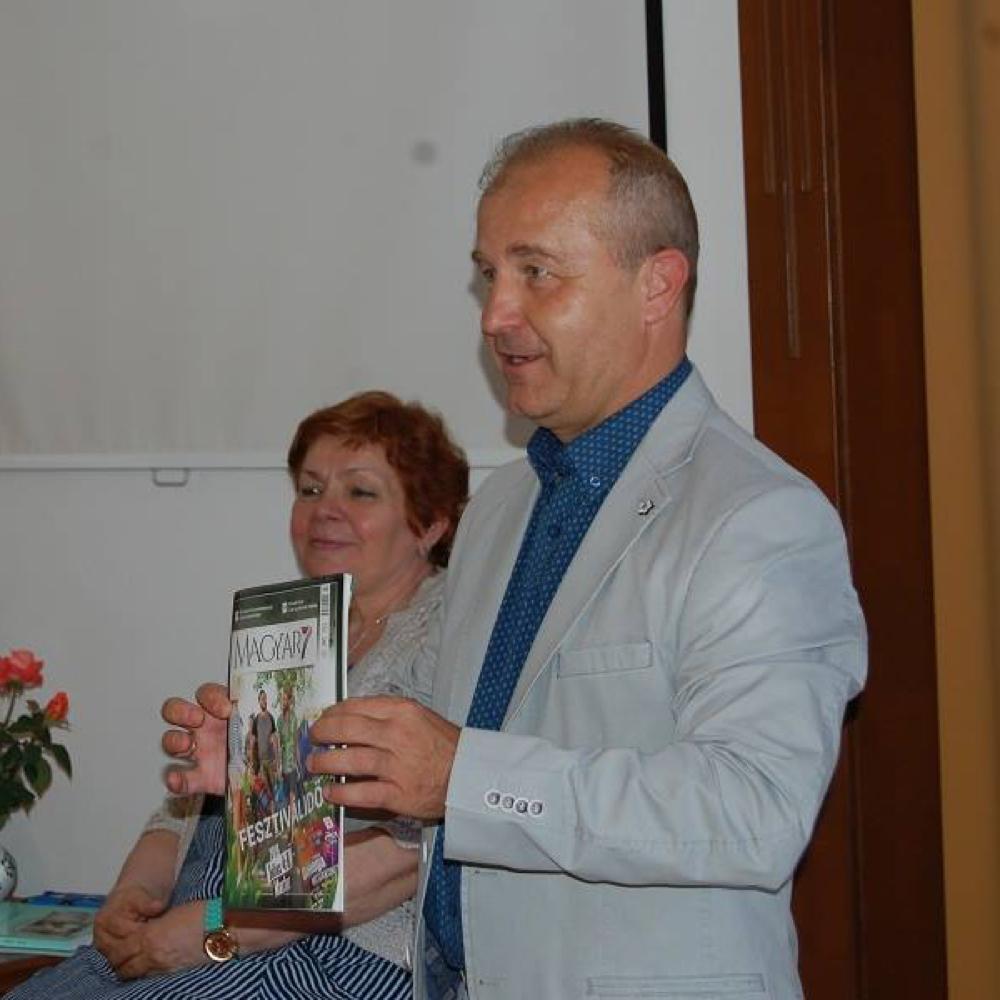 Predstavenie knihy Ilony Fiala v knižnici