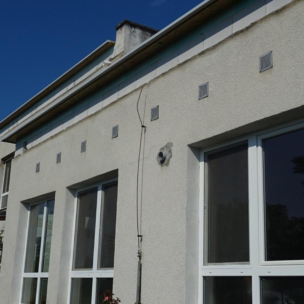 Pokračuje úplná rekonštrukcia budovy mužlianskej materskej školy
