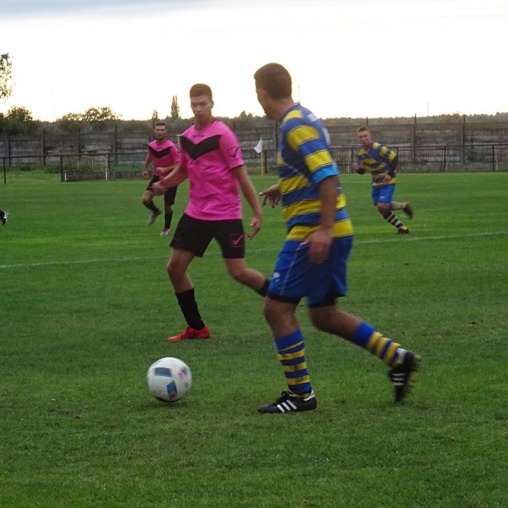Zápas VI.ligy:  AC Mužla – Dolný Ohaj 5:0