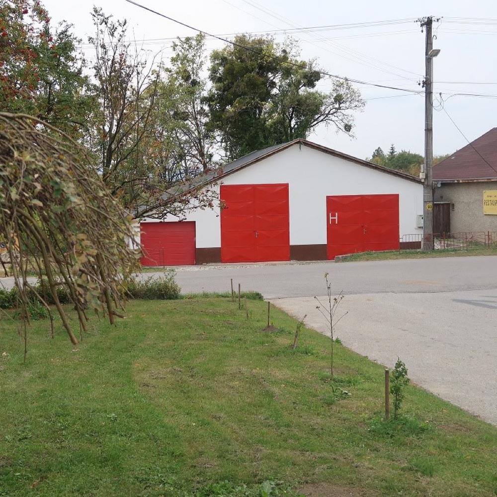 Dokončila sa rekonštrukcia mužlianskej hasičskej zbrojnice
