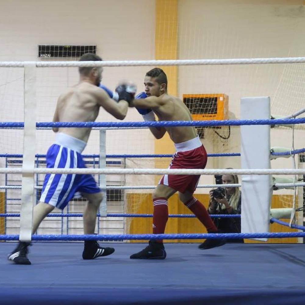 Druhý tohtoročný mužlianksy galavečer v boxe