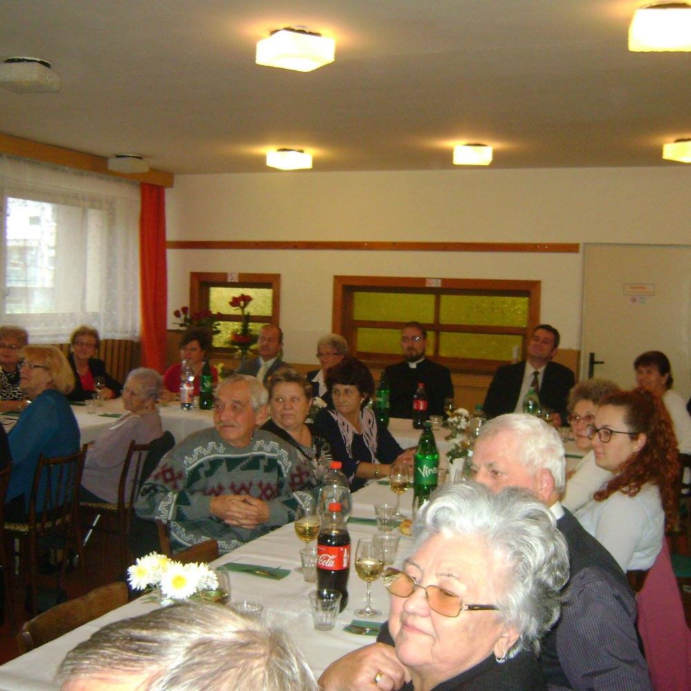 Orgaznizácia mužlianskych dôchodcov a čelní predstavitelia obce zablahoželali jubilantom