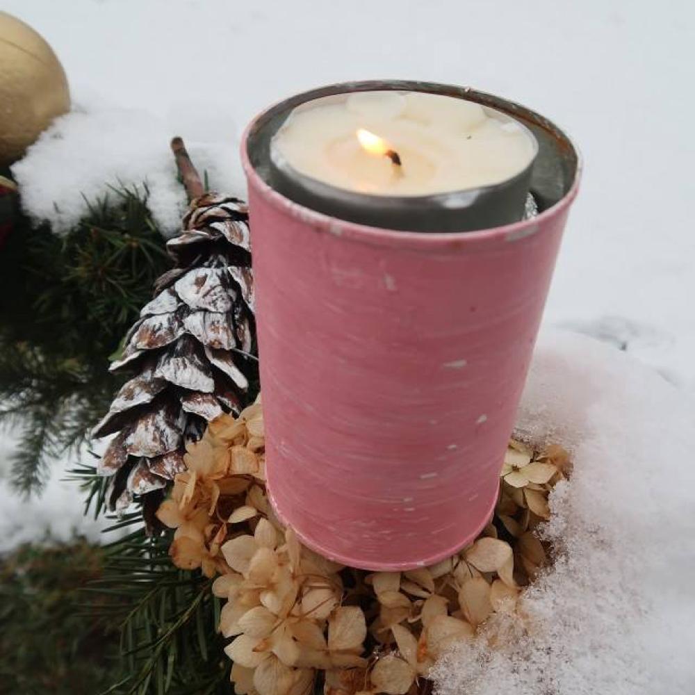 Na mužlianskom adventnom venci sme zapálili 3. sviečku