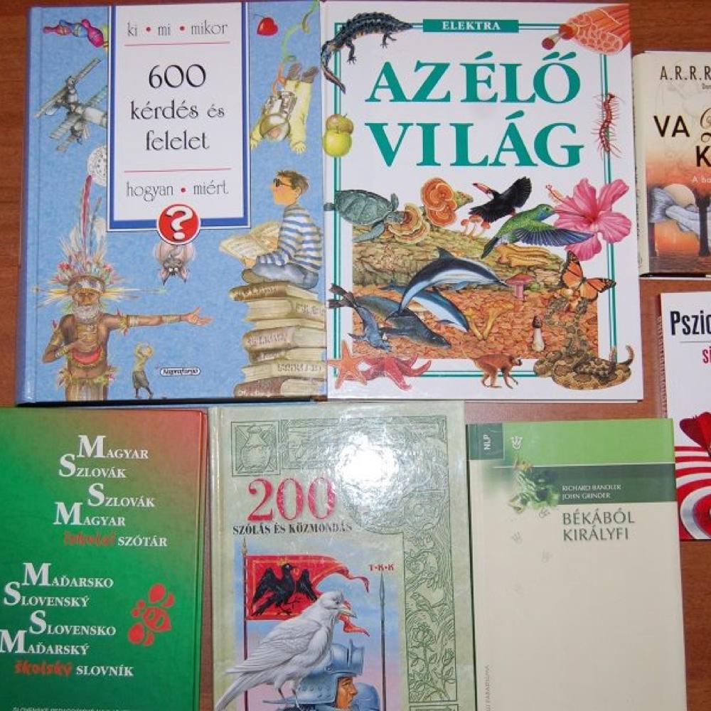 Darovanie kníh pre miestnutnej knižnicu