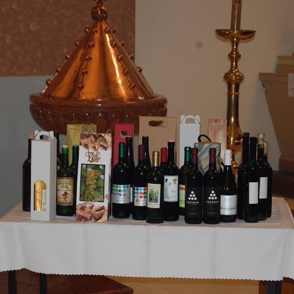 Svätojánske požehnanie vína