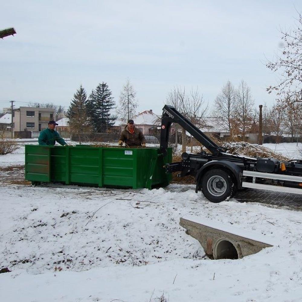 V pôsobnosti obce sme Mužle zahájili hospodárenie s odpadmi