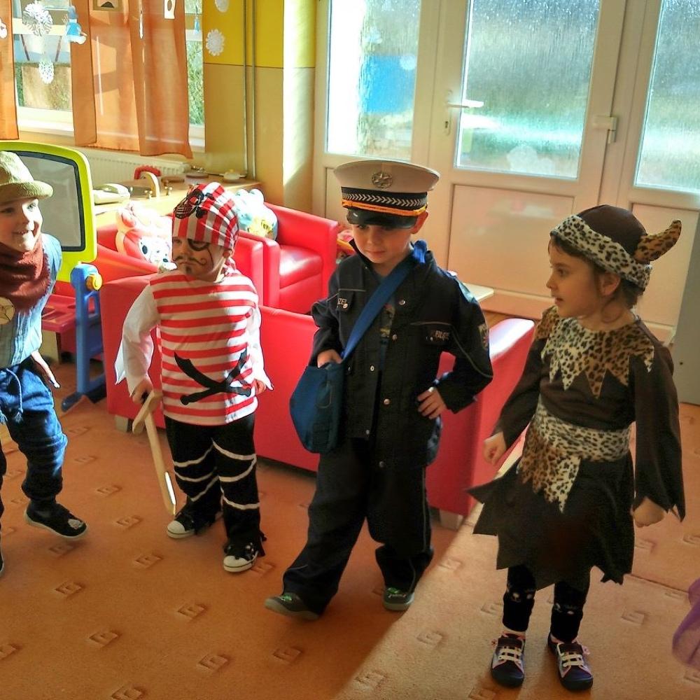 Fašiang v mužlianskej materskej škole