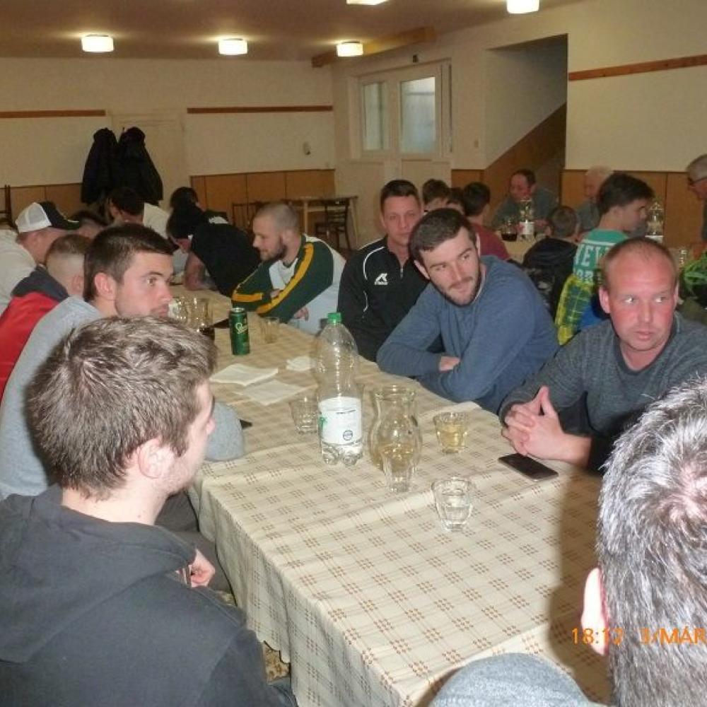 Výročná členská schôdza športovéhu klubu AC Mužla