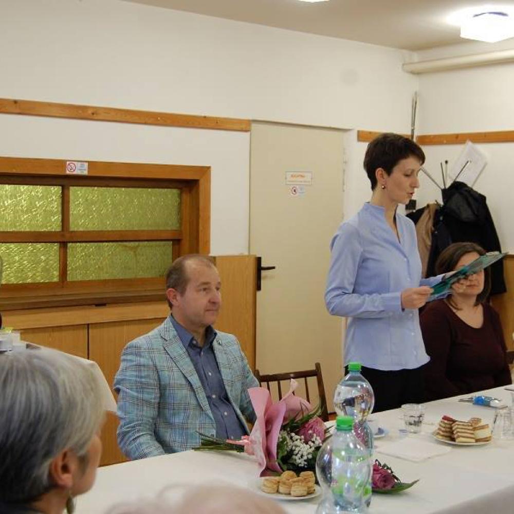 Výročná schôdza miestnej organizácie CSEMADOKU