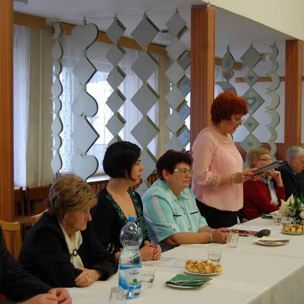 Výročná schôdza Organizácie zdravotne postihnutých