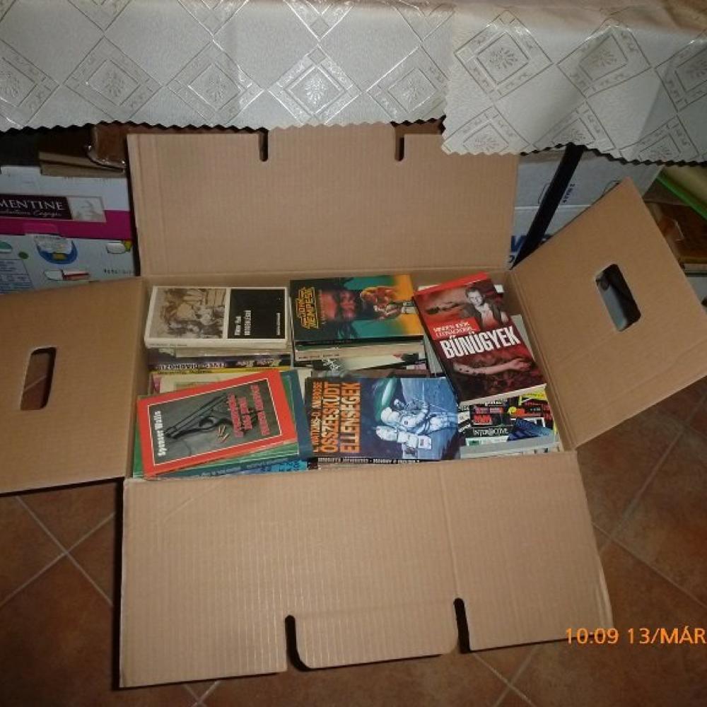 Dar kníh z antikvária Laskai Osvát