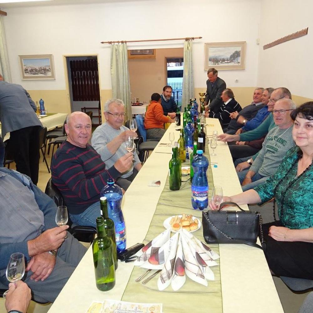 21. degustácia vín Štúrovského vinohradníckeho rajónu v Kamennom Moste