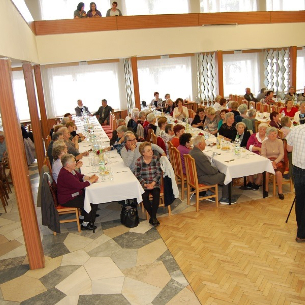 Oslava 50. výročia založenia Zväzu zdravotne postihnutých