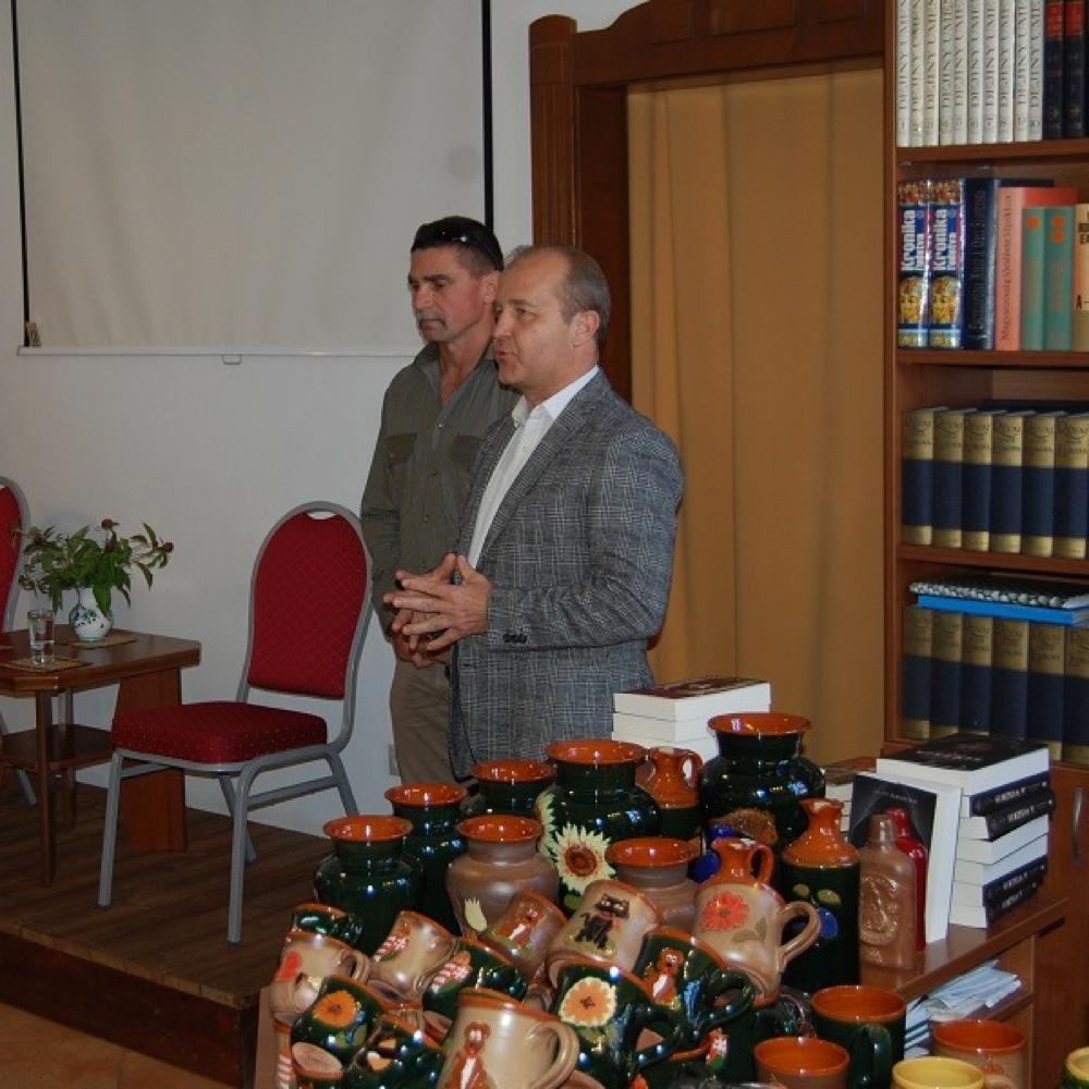 Predstavenie knihy Attilu Ambrusa