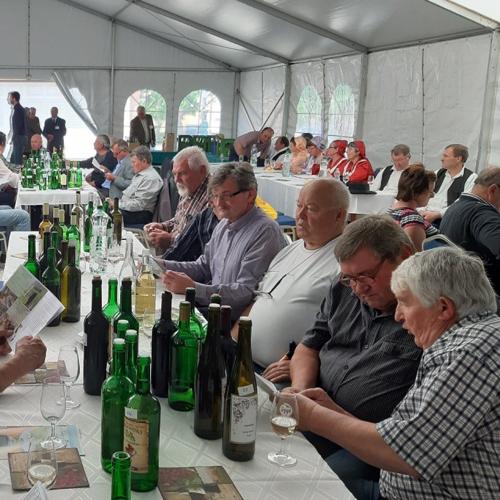 15. ročník vínnej súťaže Euroregiónu Ister-Granum v Obide