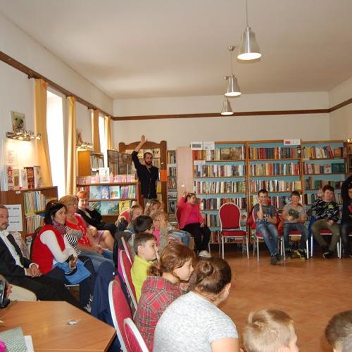 Predstavenie knihy spisovateľky Ágnes Mészöly