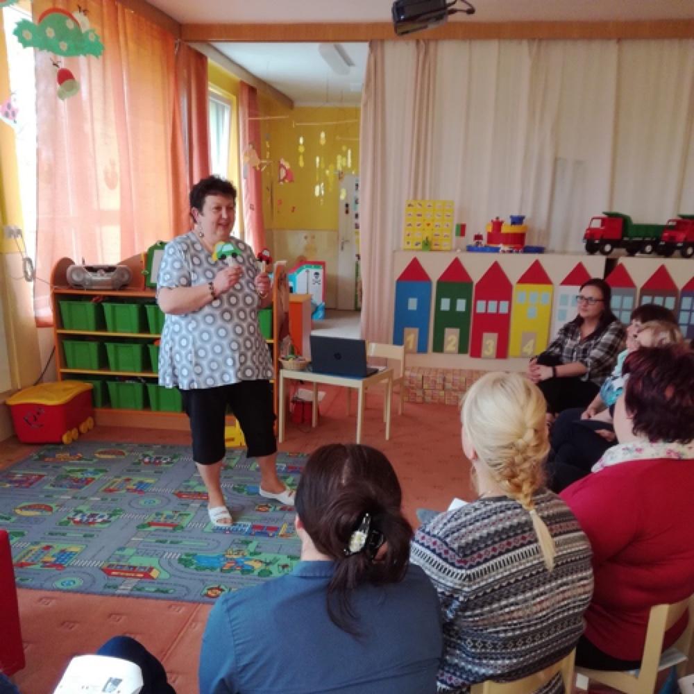 Odborná prezentácia v mužlianskej materskej škole