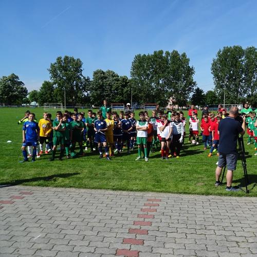 Pekný úspech mužlisnkaho žiackeho družstva na futbalovom turnaji KID-kupa v Balatonszárszó