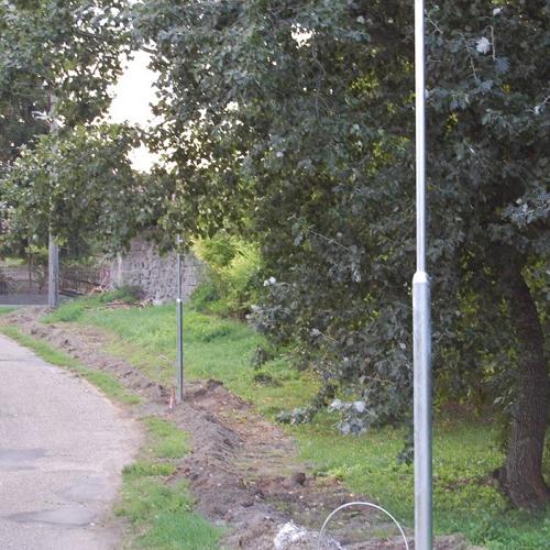 Pokračujeme v obnove rozšírení verejného osvetlenia