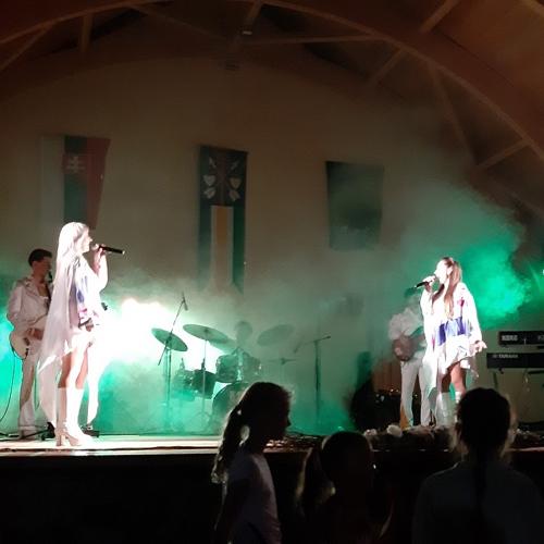 Mužlainsky kocert skupiny ABBA Slovakia