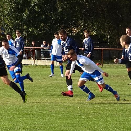Výsledok zápasu v VI. lige:  AC Mužla – Černík 6:0