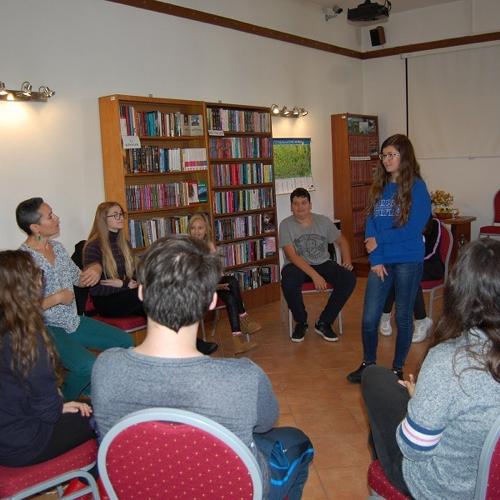 Výchova na čitateľa – Katalin Kuklis
