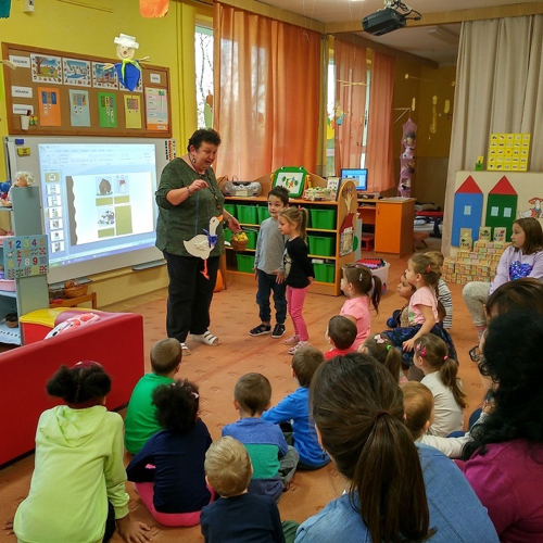 Deň husí v mužlianskej materskej škole