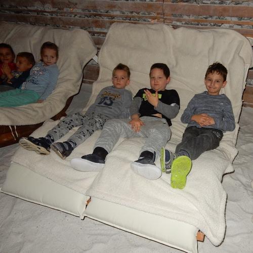 Mužlianski škôlkari navštívili soľnú jaskyňy v Štúrove