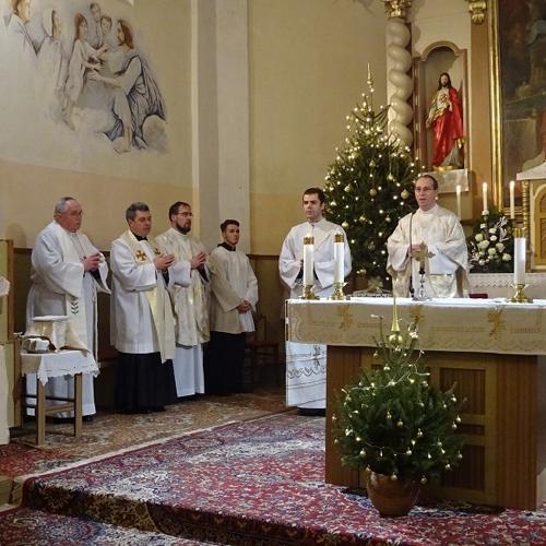 Posviacka nového vína a kostolného organu v Obide