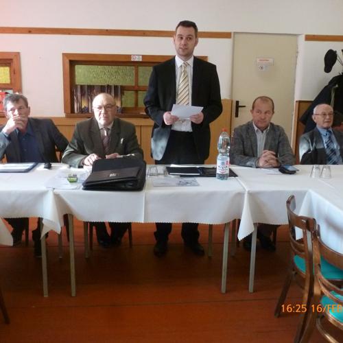 Výročná schôdza Zväzu záhradkárov