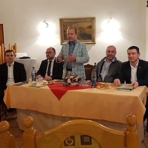 Aj v Mužle predstavili volebný program MKS-MKÖ