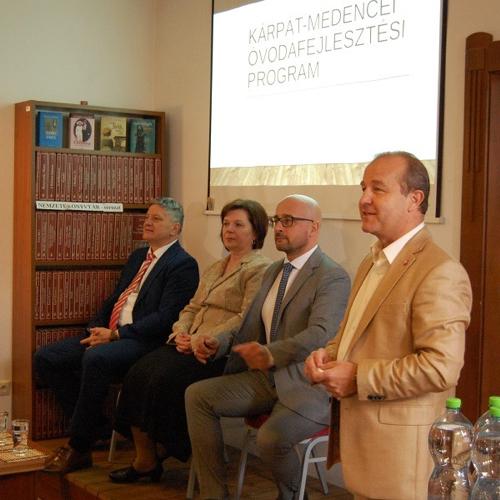 Vyhodnotei progamu rozvoja materských škôl v Karparskej kotline