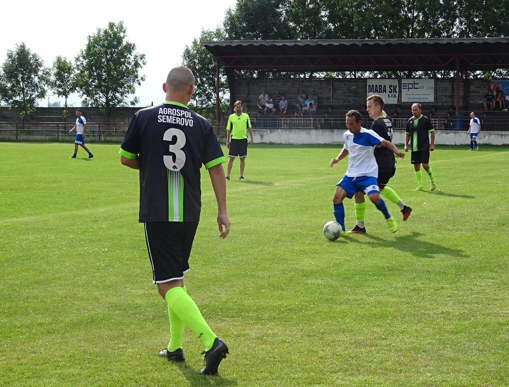 Prípravný futbalový zápas:  AC Mužla – Semerovo 6:2
